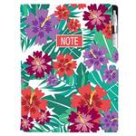 Notes DESIGN A4 czysty - Tropic