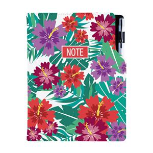 Notes DESIGN B5 czysty - Tropic